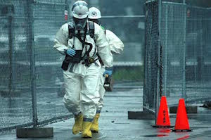 hazmat suit for medical purpouses