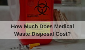 cost of medical waste